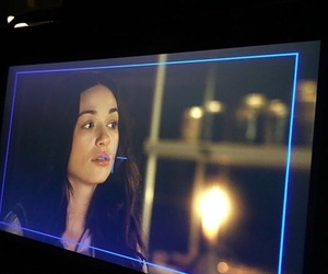teen wolf, crystal reed, and allison argent image