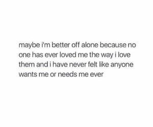 alone, alternative, and depress image