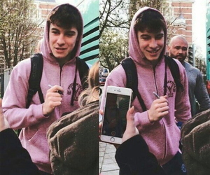 shawn mendes, shawn, and pink image