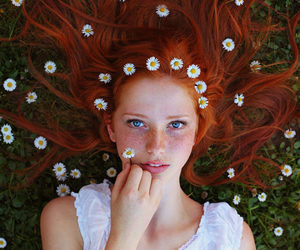 photography and redheads image