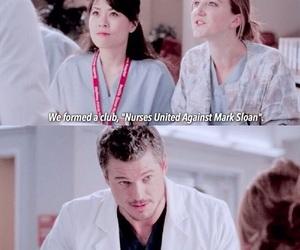Resultado de imagem para nurses united against mark sloan