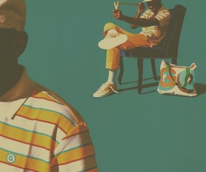 tyler the creator, golf, and golf wang image