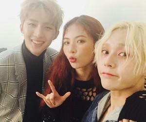 hyuna, kpop, and pentagon image