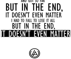 linkin park and in the end image