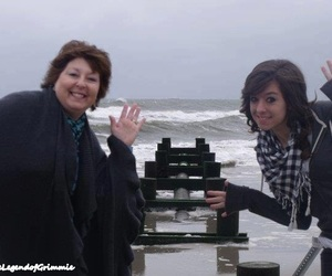 love, tina grimmie, and christina grimmie image