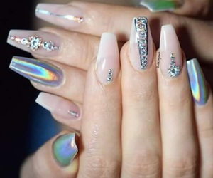 fashion, tumblr, and nails image