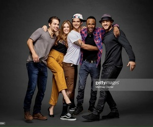 wolf, holland roden, and dylan sprayberry image