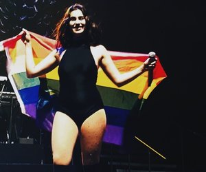 lgbt, lauren jauregui, and fifth harmony image