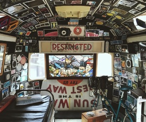 aesthetic, Camper, and cluttered image