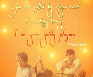 kpop, music, and quotes image