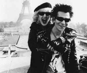 paris, sid vicious, and Nancy image