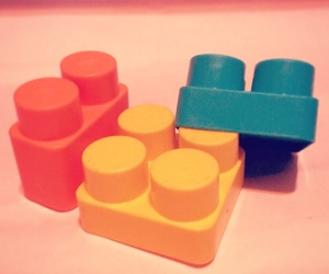blocks, stack, and candy land image