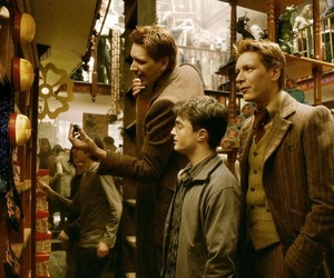 harry potter and fred weasley image