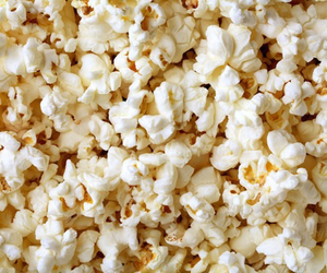 popcorn, food, and wallpaper image