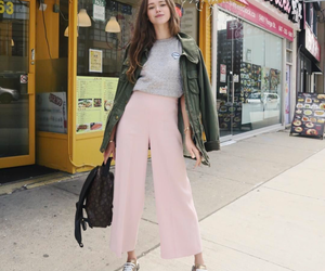 fashion, girly, and pants image