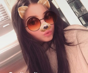 kylie jenner, snapchat, and fall image