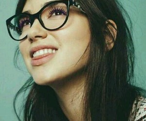 dua lipa and glasses image