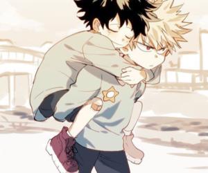 anime, child, and anime boy image