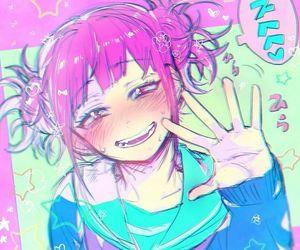 anime, drawing, and boku no hero academia image