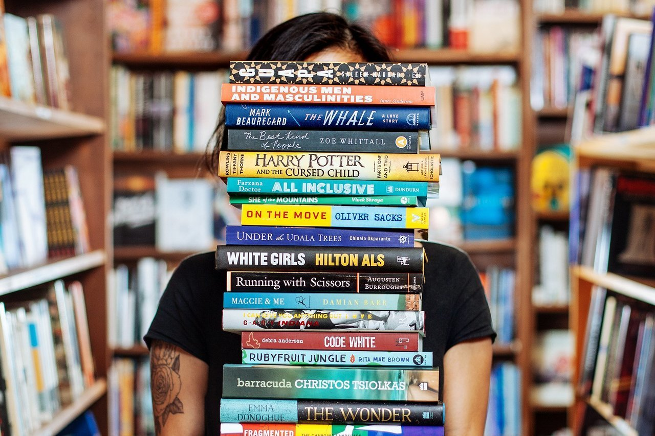 article, book, and books image