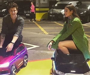 shawn mendes and dua lipa image