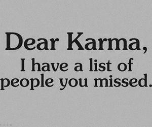 karma, quote, and people image