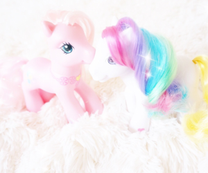 blush, my little pony, and pastel image