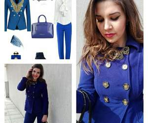accessories, bazar, and blue image