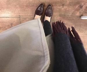 burgundy, classic, and coat image