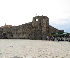 cutter, budva, and Montenegro image