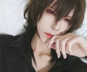 cosplay, handsome, and Hot image