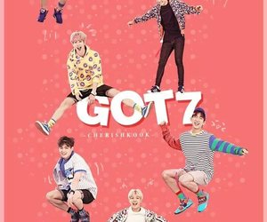 got7, kpop, and wallpaper image