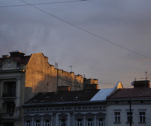 lviv, sky, and sun image