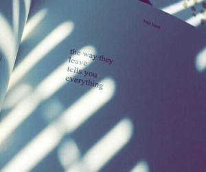 quotes, milk and honey, and love image