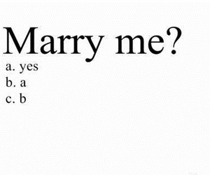marry me image