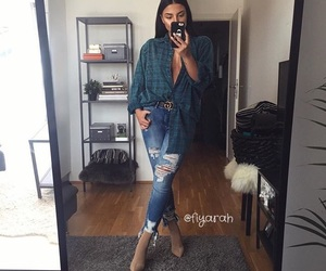 clothes, gucci, and ootd image