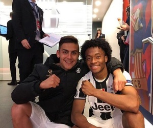 dybala and Juventus image