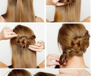 diy, hairs, and hair diy image