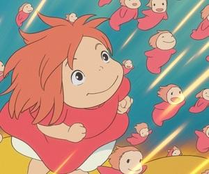 Ponyo and anime image