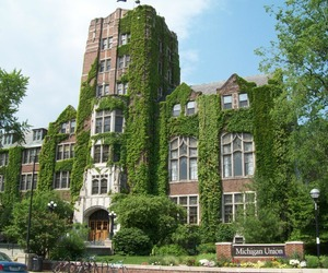 university of Michigan image
