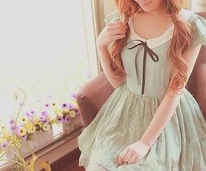 fashion, dress, and cute image