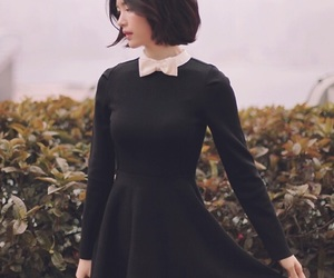 dress and korean image
