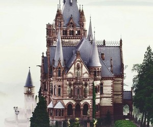 castle, fairy tale, and royal image