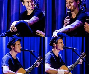 celebrity, performance, and Harry Styles image