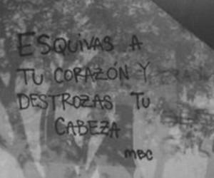 amor, argentina, and graffiti image
