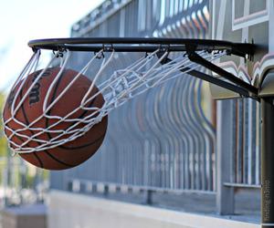 Basketball, sport, and ball image