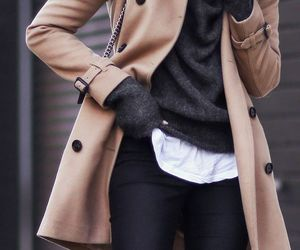 fall, winter, and fashion image