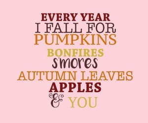 fall, quote, and tumblr image