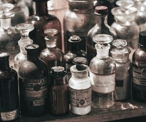 potion, aesthetic, and fantasy image