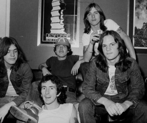 ac dc, music, and ACDC image